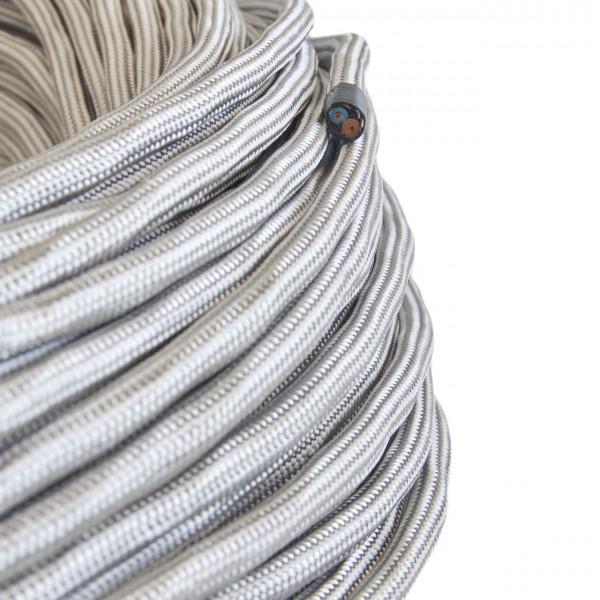 Textilkabel-Retro-Stoffkabel-Pendelleitung-2x0,75-gold
